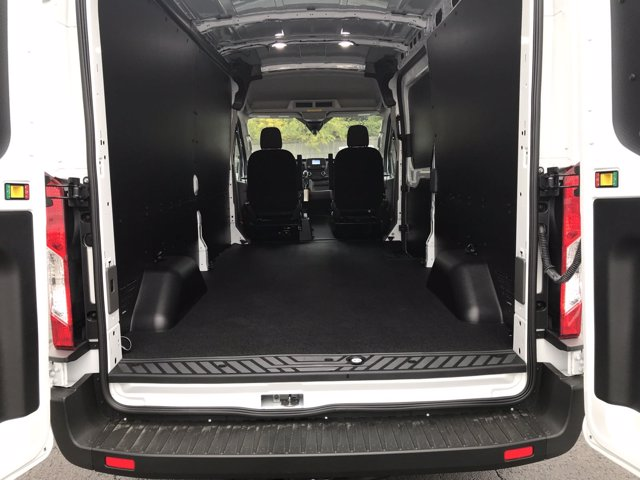 2020 Ford Transit 250 Med Roof RWD, Empty Cargo Van #F40824 - photo 1