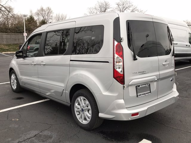 2021 Ford Transit Connect FWD, Passenger Wagon #F40886 - photo 5