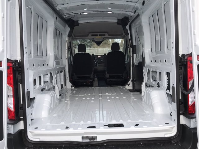 2020 Ford Transit 250 Med Roof 4x2, Empty Cargo Van #F40920 - photo 2