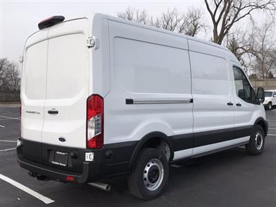 2020 Ford Transit 250 Med Roof 4x2, Empty Cargo Van #F40920 - photo 4