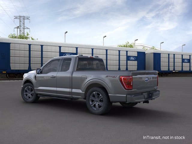 2021 Ford F-150 Super Cab 4x4, Pickup #F40954 - photo 2