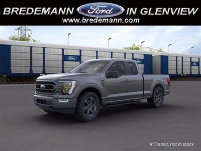 2021 Ford F-150 Super Cab 4x4, Pickup #F40954 - photo 1