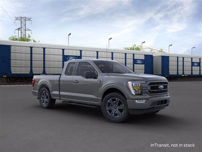 2021 Ford F-150 Super Cab 4x4, Pickup #F40954 - photo 7