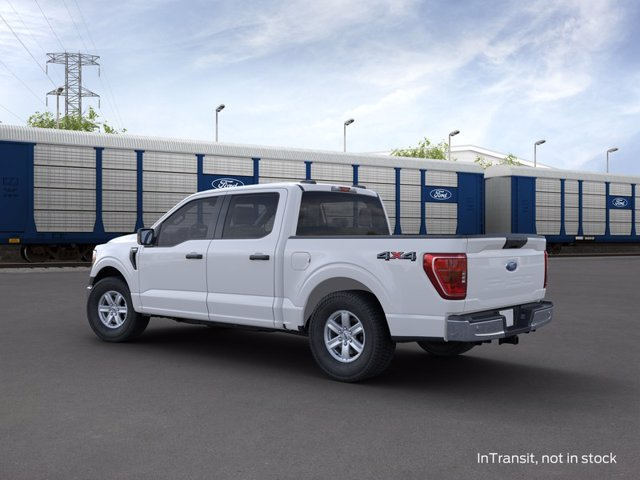 2021 Ford F-150 SuperCrew Cab 4x4, Pickup #F40955 - photo 1