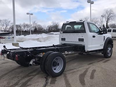 2021 Ford F-450 Regular Cab DRW 4x4, Cab Chassis #F40956 - photo 2