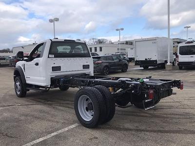 2021 Ford F-450 Regular Cab DRW 4x4, Cab Chassis #F40956 - photo 4