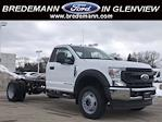 2021 Ford F-450 Regular Cab DRW 4x4, Cab Chassis #F40956 - photo 1