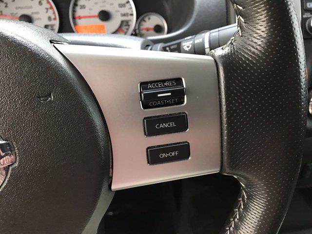 2018 Nissan Frontier Crew Cab 4x4, Pickup #F40967A - photo 10