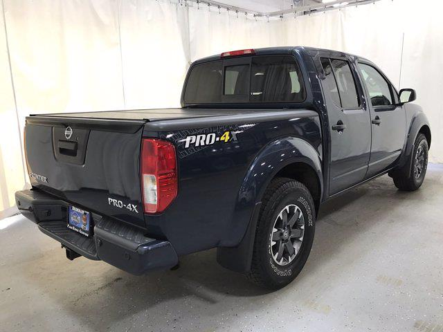 2018 Nissan Frontier Crew Cab 4x4, Pickup #F40967A - photo 3
