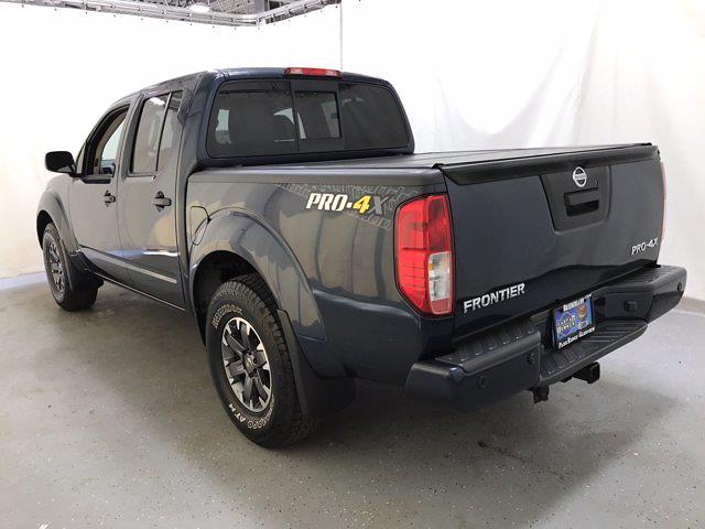 2018 Nissan Frontier Crew Cab 4x4, Pickup #F40967A - photo 4