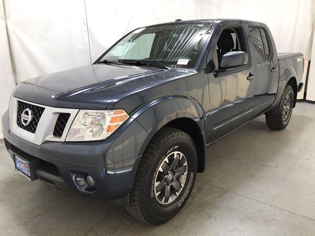 2018 Nissan Frontier Crew Cab 4x4, Pickup #F40967A - photo 5