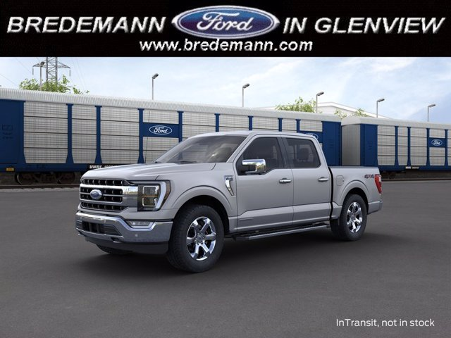 2021 Ford F-150 SuperCrew Cab 4x4, Pickup #F40994 - photo 1