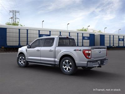 2021 Ford F-150 SuperCrew Cab 4x4, Pickup #F40994 - photo 2