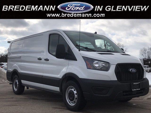 2021 Ford Transit 150 Low Roof 4x2, Empty Cargo Van #F40999 - photo 1