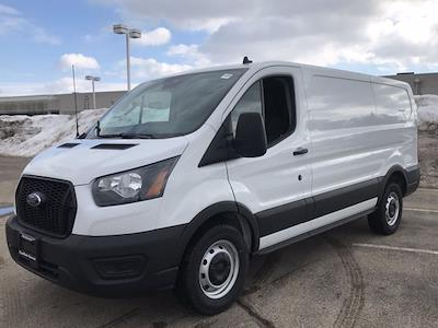 2021 Ford Transit 150 Low Roof 4x2, Empty Cargo Van #F40999 - photo 6