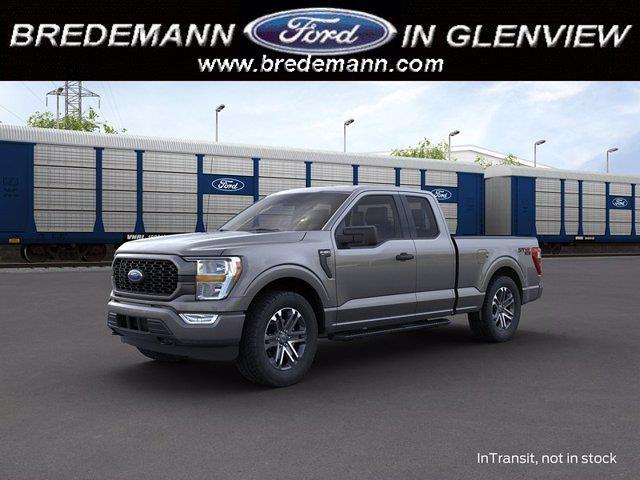 2021 Ford F-150 Super Cab 4x4, Pickup #F41003 - photo 1
