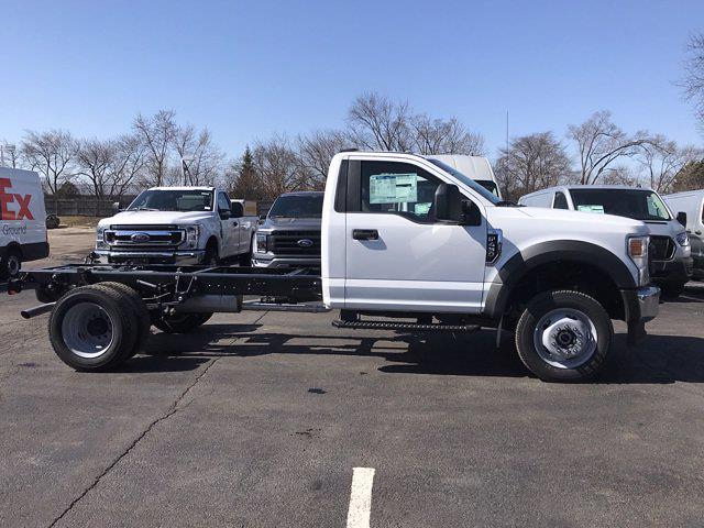 2021 Ford F-450 Regular Cab DRW 4x4, Cab Chassis #F41049 - photo 3