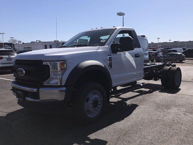 2021 Ford F-450 Regular Cab DRW 4x4, Cab Chassis #F41049 - photo 5