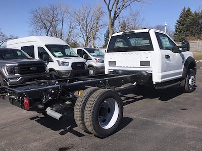 2021 Ford F-450 Regular Cab DRW 4x4, Cab Chassis #F41049 - photo 2
