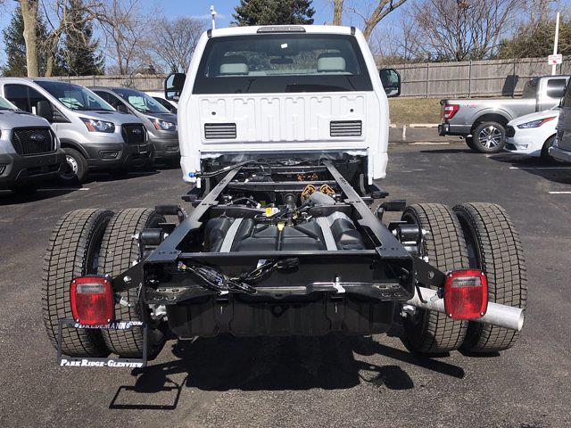 2021 Ford F-450 Regular Cab DRW 4x4, Cab Chassis #F41050 - photo 15