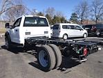 2021 Ford F-450 Regular Cab DRW 4x4, Cab Chassis #F41050 - photo 4