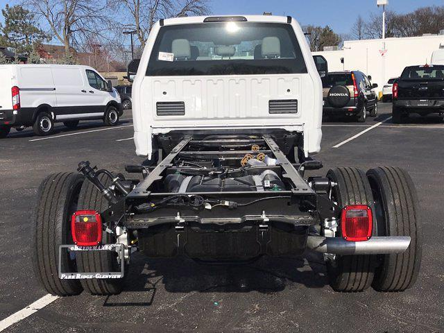 2021 Ford F-450 Super Cab DRW 4x2, Cab Chassis #F41083 - photo 15