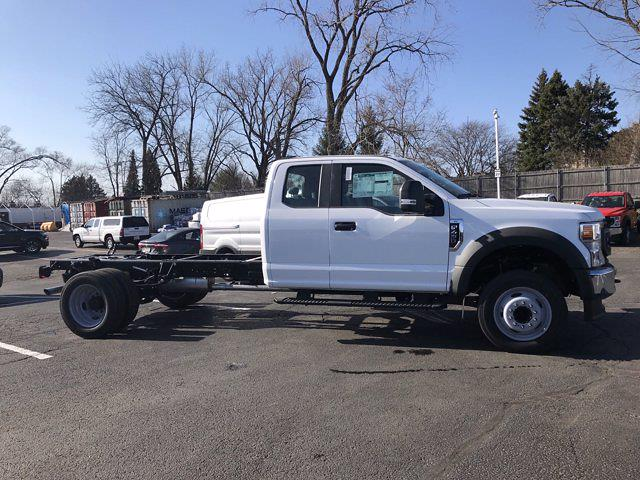 2021 Ford F-450 Super Cab DRW 4x2, Cab Chassis #F41083 - photo 3