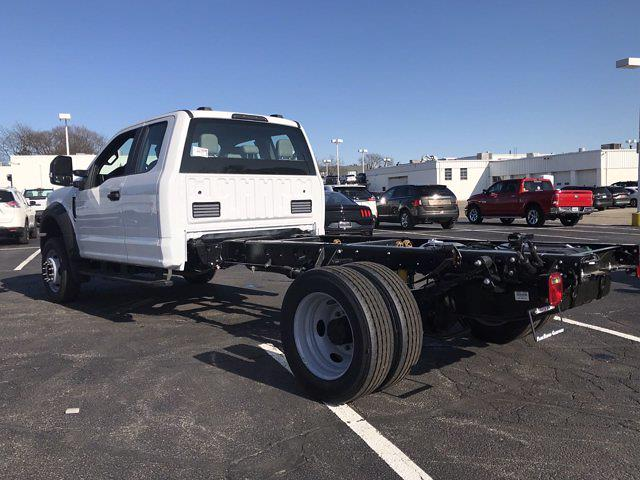2021 Ford F-450 Super Cab DRW 4x2, Cab Chassis #F41083 - photo 4