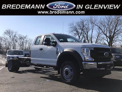 2021 Ford F-450 Super Cab DRW 4x2, Cab Chassis #F41083 - photo 1
