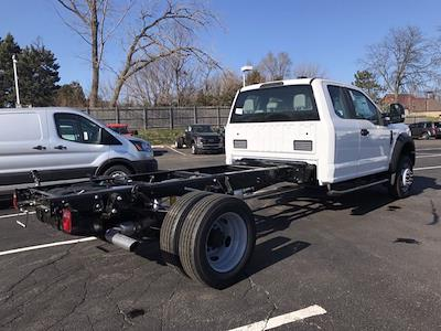 2021 Ford F-450 Super Cab DRW 4x2, Cab Chassis #F41083 - photo 2