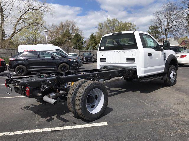 2021 Ford F-450 Regular Cab DRW 4x4, Cab Chassis #F41145 - photo 2