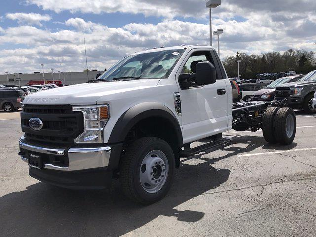2021 Ford F-450 Regular Cab DRW 4x4, Cab Chassis #F41145 - photo 5