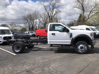 2021 Ford F-450 Regular Cab DRW 4x4, Cab Chassis #F41145 - photo 3