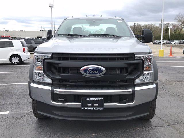 2021 Ford F-450 Regular Cab DRW 4x4, Cab Chassis #F41149 - photo 18