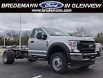 2021 Ford F-450 Regular Cab DRW 4x4, Cab Chassis #F41149 - photo 1