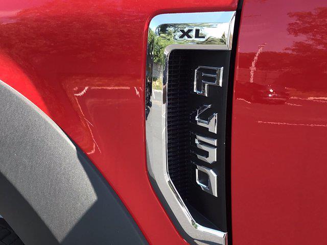 2021 F-450 Regular Cab DRW 4x4,  Parkhurst Manufacturing Platform Body #F41154 - photo 19
