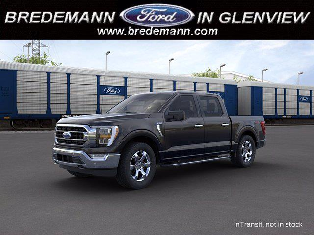 2021 Ford F-150 SuperCrew Cab 4x4, Pickup #F41178 - photo 1
