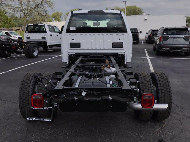 2021 Ford F-450 Crew Cab DRW 4x4, Cab Chassis #F41203 - photo 15