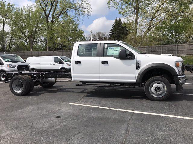 2021 Ford F-450 Crew Cab DRW 4x4, Cab Chassis #F41203 - photo 3