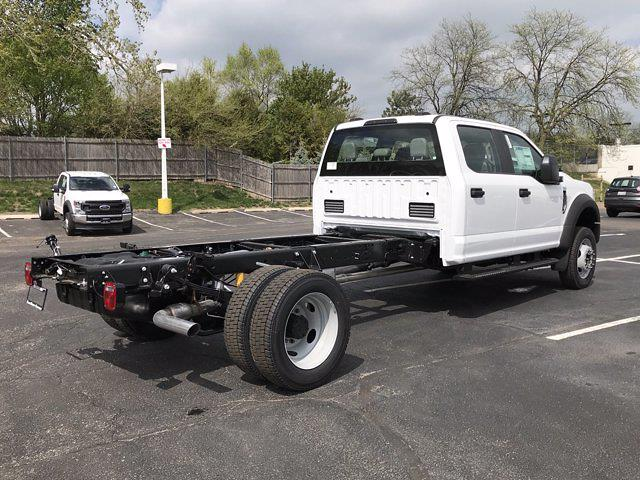 2021 Ford F-450 Crew Cab DRW 4x4, Cab Chassis #F41203 - photo 2