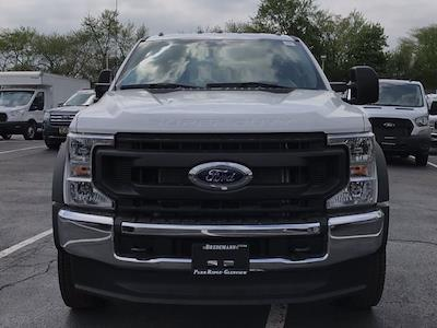 2021 Ford F-450 Crew Cab DRW 4x4, Cab Chassis #F41203 - photo 19