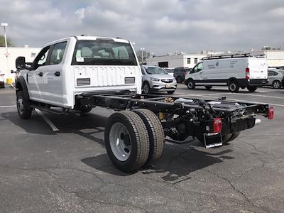2021 Ford F-450 Crew Cab DRW 4x4, Cab Chassis #F41203 - photo 4