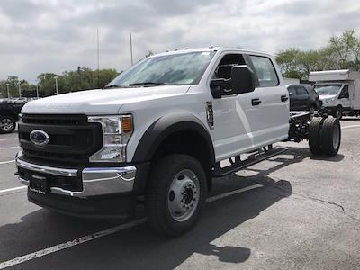 2021 Ford F-450 Crew Cab DRW 4x4, Cab Chassis #F41203 - photo 5