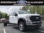 2021 Ford F-450 Crew Cab DRW 4x4, Cab Chassis #F41203 - photo 1