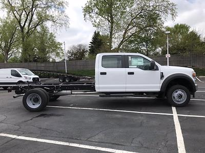 2021 Ford F-450 Crew Cab DRW 4x4, Cab Chassis #F41209 - photo 3