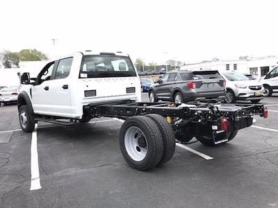 2021 Ford F-450 Crew Cab DRW 4x4, Cab Chassis #F41209 - photo 4