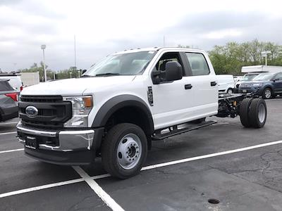 2021 Ford F-450 Crew Cab DRW 4x4, Cab Chassis #F41209 - photo 5