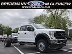 2021 Ford F-450 Crew Cab DRW 4x4, Cab Chassis #F41209 - photo 1