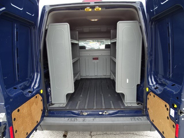 2013 Transit Connect,  Upfitted Cargo Van #FP8428A - photo 1