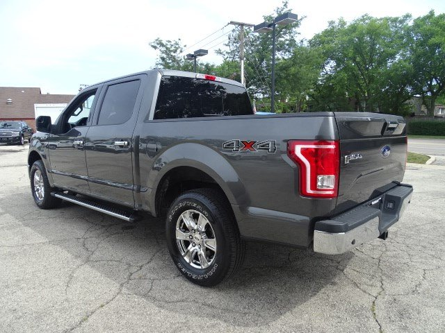 2017 F-150 SuperCrew Cab 4x4, Pickup #FP8470 - photo 4